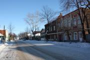 Вид на Украинскую улицу со стороны центра