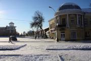 Центр. Улица Филиппова